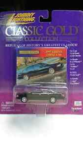 JOHNNY LIGHTNING 1997 CHEVY IMPALA SS **ERROR CAR** DIE CAST