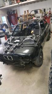 BMW E30 parts