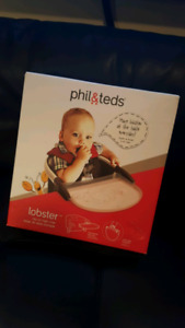 BRAND NEW PHIL & TEDS LOBSTER PORTABLE HIGH CHAIR