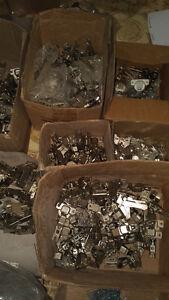Cabinet door hardware Sale - Lots of hinges Kitchener / Waterloo Kitchener Area image 2