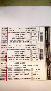 Roger Waters Us + Them Tickets