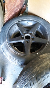 Mag acura rsx 16 pouce 5*114.3
