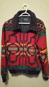 2 Pendleton Jackets - Pendleton material for craft