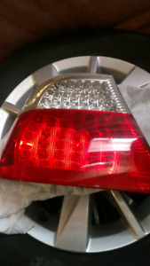 BMW LED taillights
