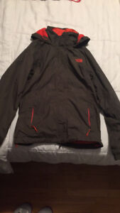 Women's North Face spring jacket