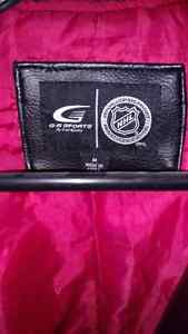 Detroit Red Wings leather jacket London Ontario image 3