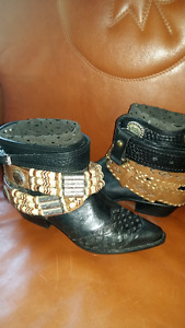 UP CYCLED WESTERN BOOTS