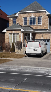 Beautiful 3 bedroom home for rent in Markham