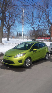2011 Ford Fiesta Hatchback Automatique