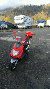 New Scooter! With title