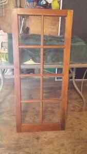 Wood Window Picture Frames