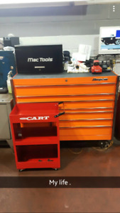 Snapon Tool box for sale 6000 or best offer no low balling