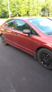 Honda civic dx 1.8 l