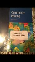 Policing & Corrections text books!
