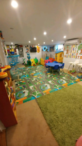 Looking for an assistant to work in home daycare