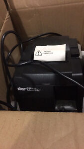 STAR TSP100 FUTUREPRINT RECEIPT PRINTER