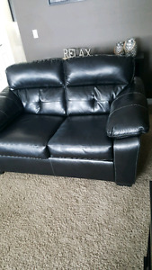 Great leather sofa