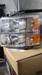 2012 silverado headlight assemblies