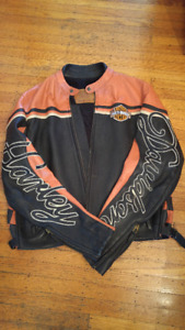 Custom Made Mens Harley Davidson Jacket