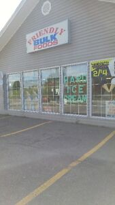 BULK FOOD STORE FOR SALE