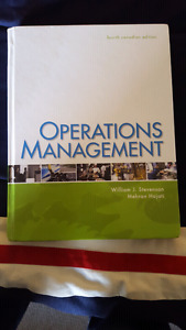 Operations Management 4th Canadian Edition
