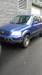 2000 Honda CR-V awd VUS