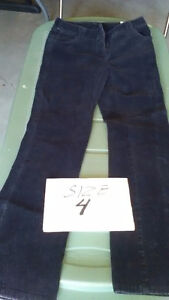 Ladies Cords & Jeans (size 3 - 7) Kingston Kingston Area image 6