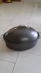 NEW MASTER CHEF DOME ROASTER, 16 INCH