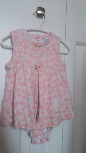 Carters dress onesie
