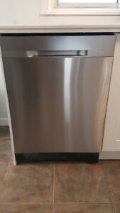 "Brand new Samsung 24"" Stainless Steel Dishwasher"