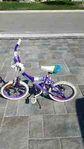 "Girls Supercycle 16"" bike"