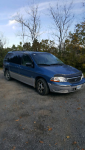 2001 Ford Windstar SEL Edition