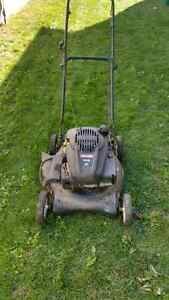 Gas powered mower Belleville Belleville Area image 2