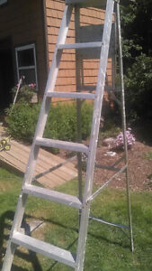 2 meter Aluminum Step Ladder