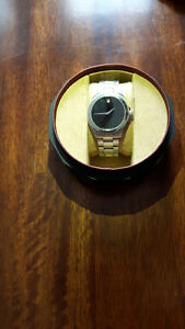 Men's  Movado watch!! Awesome deal!