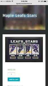 Toronto Maple Leafs Young Stars High Quality Picture Frame