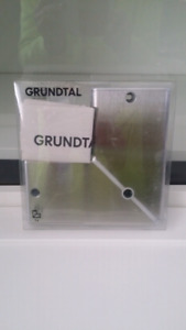 Ikea gruntal corner joint