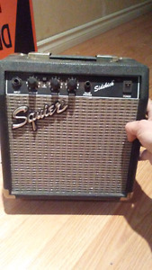 Squier amp great shape