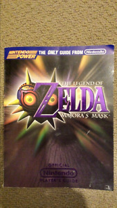 The Legend of Zelda Majora's Mask guide