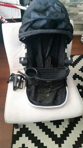 Baby Jogger City Select 2nd Seat & Accessories (black)