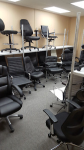 Big Office Chair Clearance Sale CHAIRAPALOOZA, Large selection!!