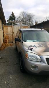 For sale is a 2005 Pontiac Montana Sv6