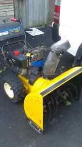 cub cadet 11 HP with electric start  29 inch