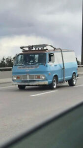 1968 Turbo charged Scooby van