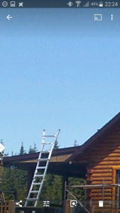 Need Flashing and soffit repair?