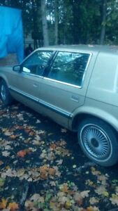 Chrysler Dynasty In Great Condition