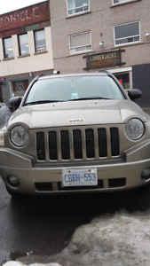 4×4 jeep Compass New safeted