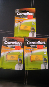 Camelion Cordless Phone Batteries