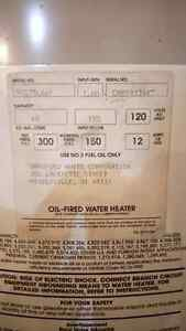 Large Combination Hot Water Heater Stratford Kitchener Area image 2