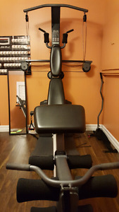 Weider Titanium exercise machine